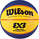Wilson FIBA 3x3 Official Game Basketball (28.5)