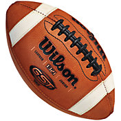 Wilson GST Leather Junior Football