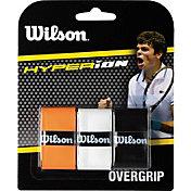 Wilson HYPERion Racquet Overgrip - 3 Pack