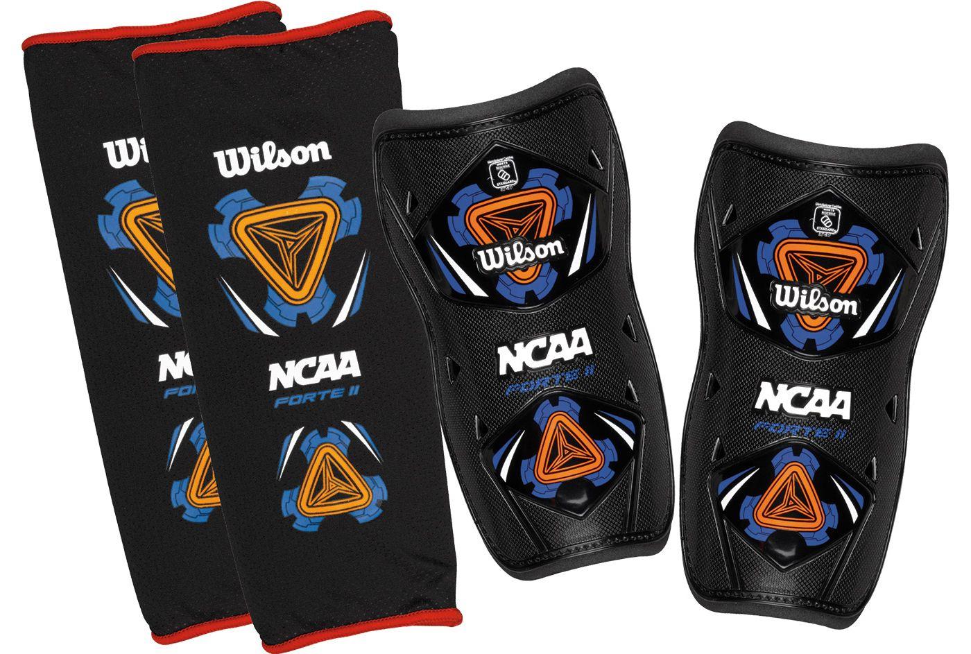 Wilson NCAA Forte ll Soccer Shin Guard