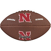 Wilson Nebraska Cornhuskers Tide Touch Mini Football
