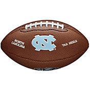 Wilson North Carolina Tar Heels Tide Touch Mini Football