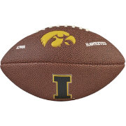 Wilson Iowa Hawkeyes Tide Touch Mini Football
