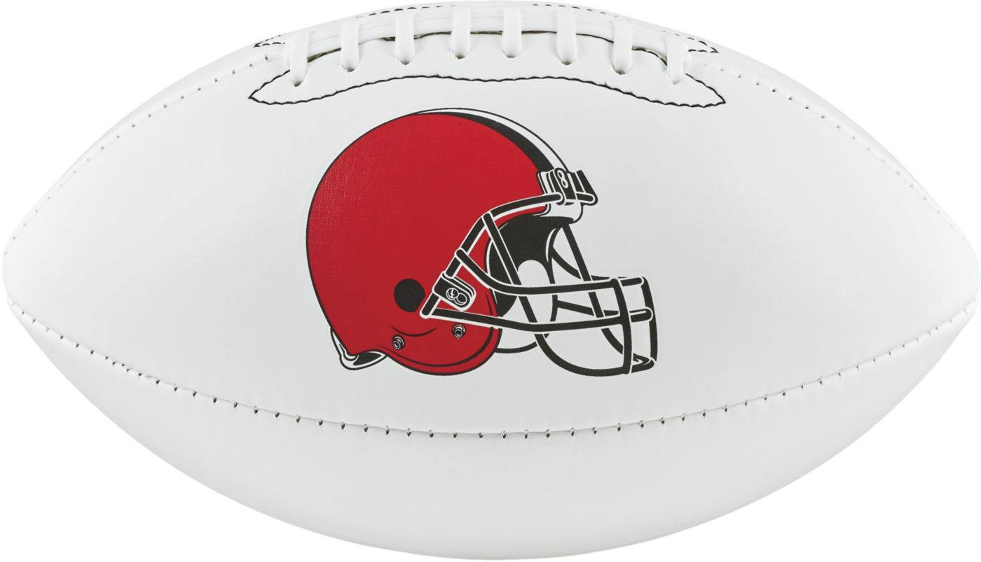 Wilson Cleveland Browns Autograph Official-Size Football