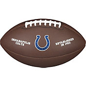 Wilson Indianapolis Colts Composite Official-Size Football