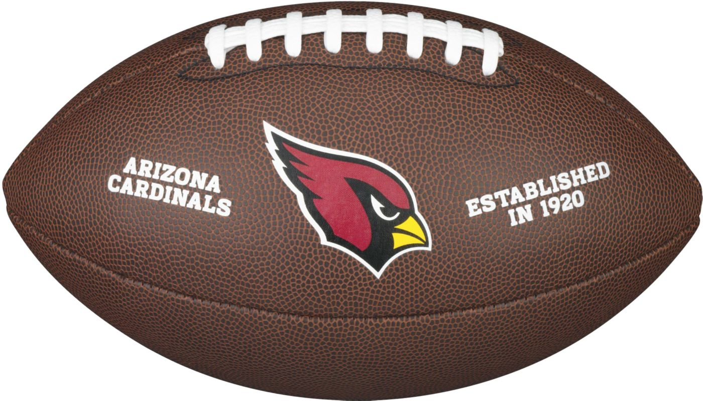 Wilson Arizona Cardinals Composite Official-Size Football