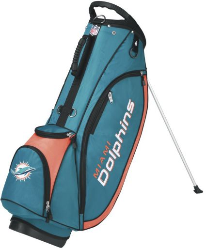 Wilson Miami Dolphins Carry Bag