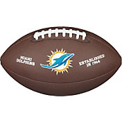 Wilson Miami Dolphins Composite Official-Size Football