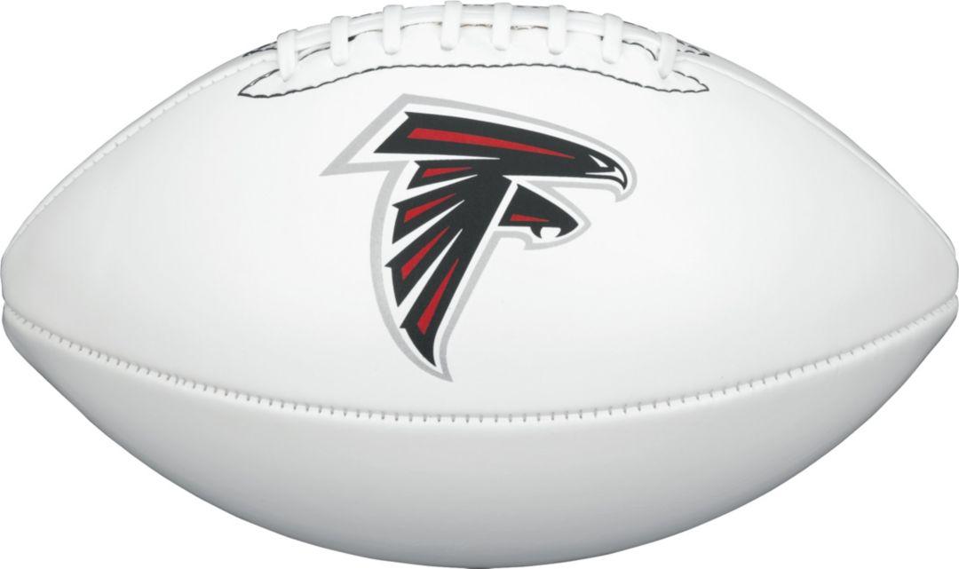 on sale 13c21 a67e9 Wilson Atlanta Falcons Autograph Official-Size Football