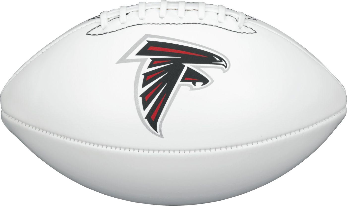 Wilson Atlanta Falcons Autograph Official-Size Football
