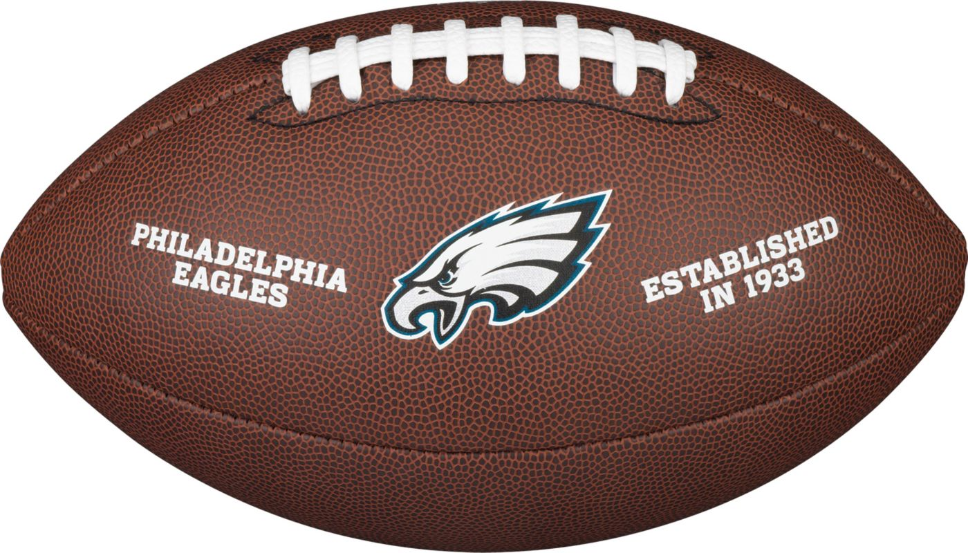 Wilson Philadelphia Eagles Composite Official-Size Football