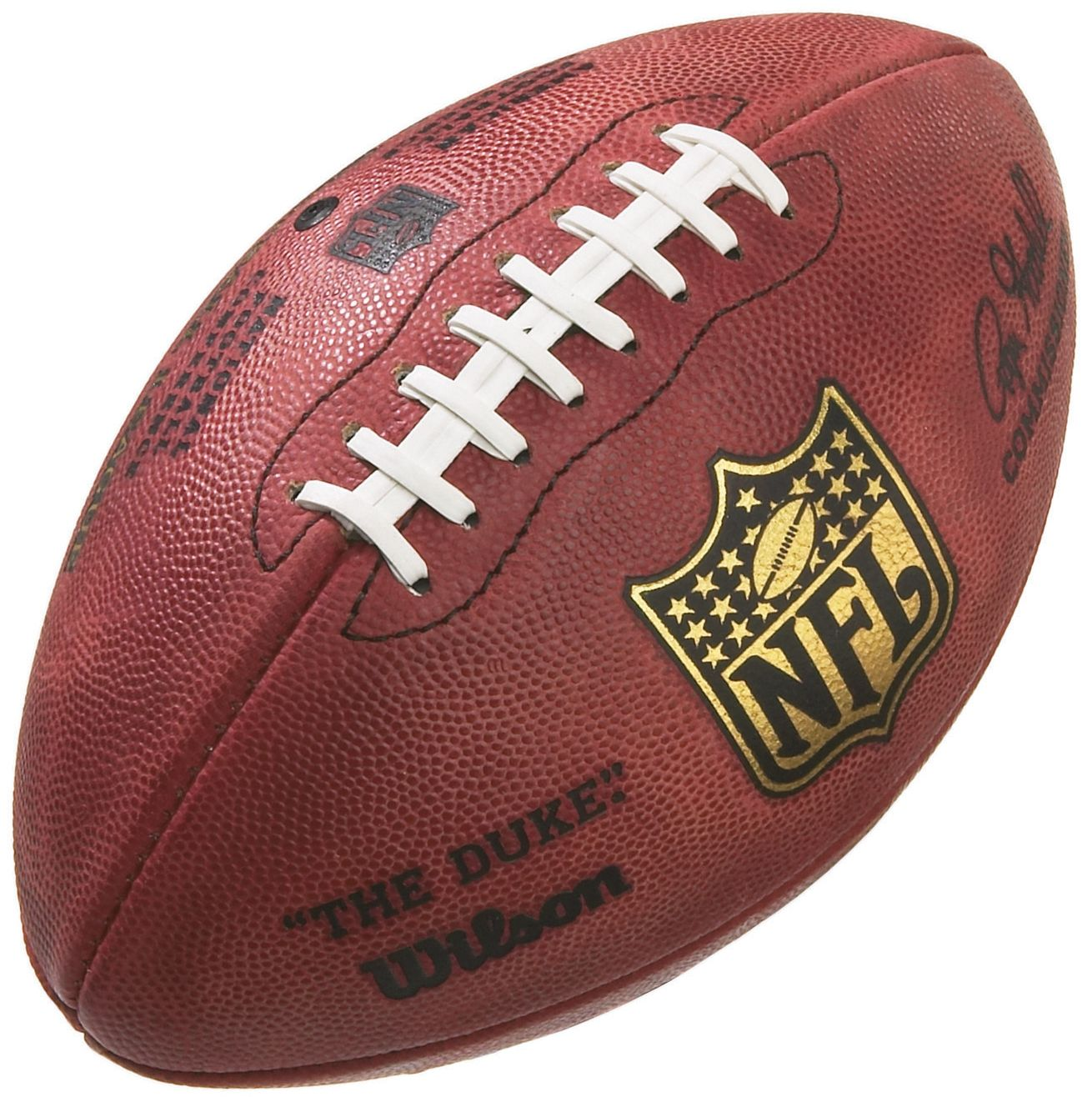 Wilson NFL quot;The Dukequot; Official Football  DICKS Sporting Goods