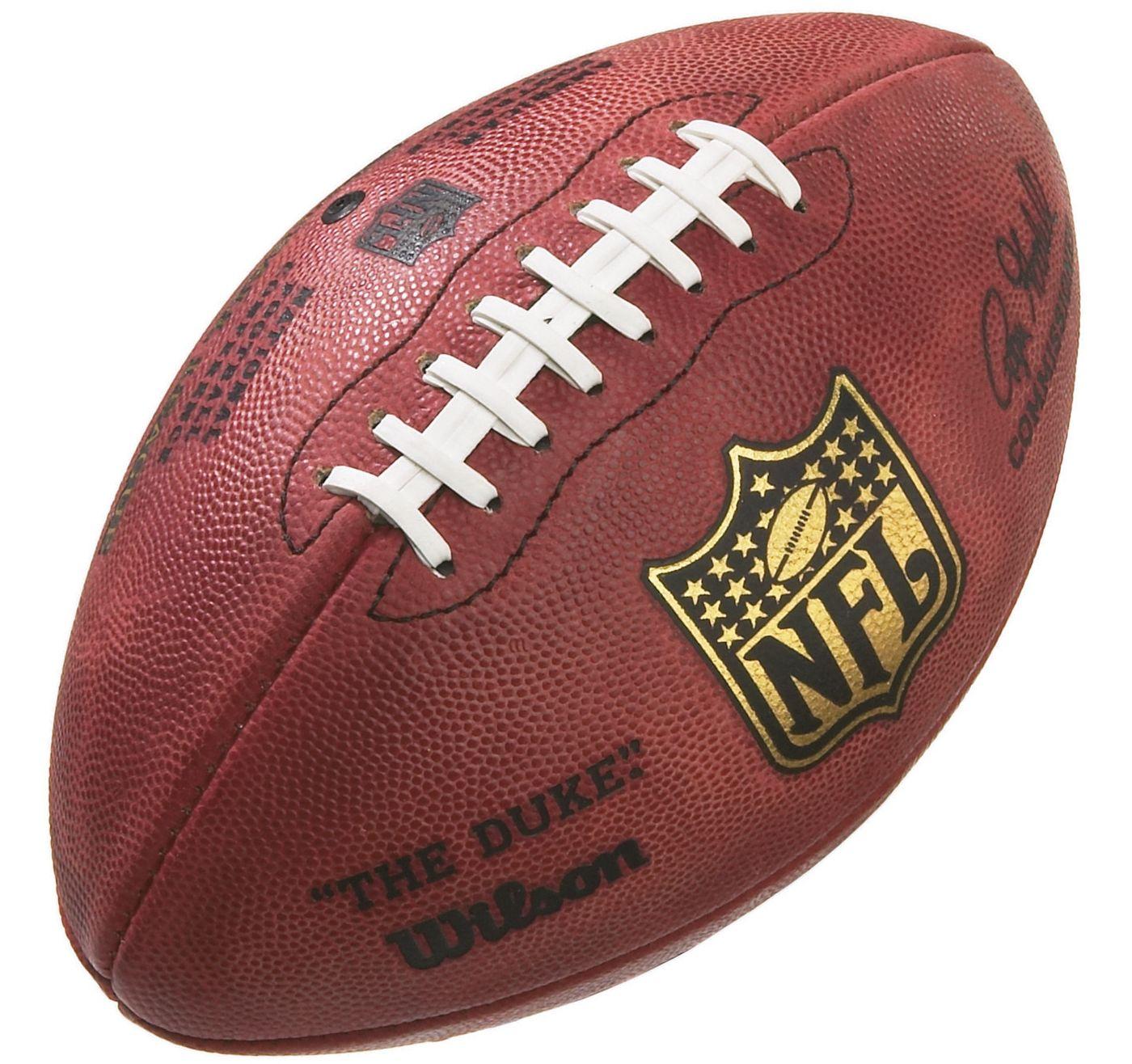 """Wilson NFL """"The Duke"""" Official Football"""