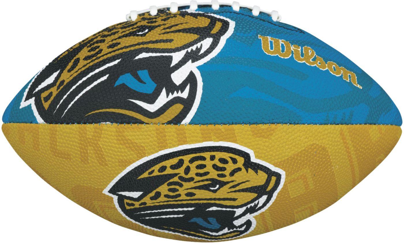 Wilson Jacksonville Jaguars Junior Football