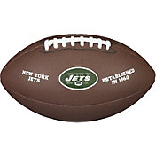 Wilson New York Jets Composite Official-Size Football