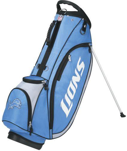 Wilson Detroit Lions Carry Bag