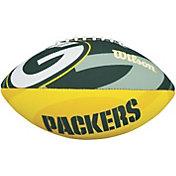 Wilson Green Bay Packers Junior Football