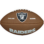 Wilson Oakland Raiders Touch Mini Football