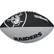 Wilson Oakland Raiders Junior Football