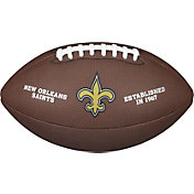 Wilson New Orleans Saints Composite Official-Size Football