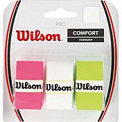 Wilson Pro Overgrips - 3 Pack