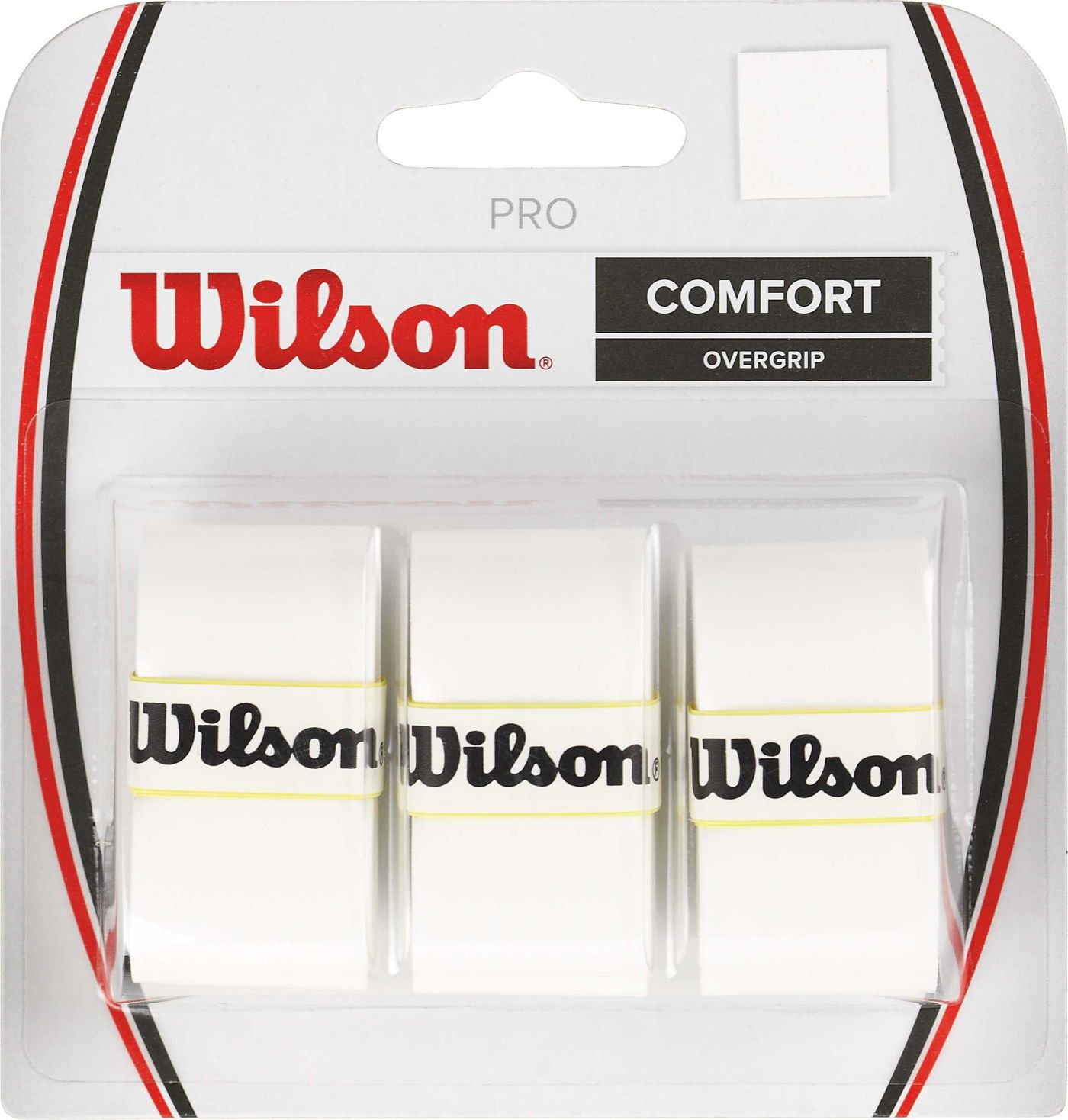 Wilson Pro Overgrip Tape - 3 Pack