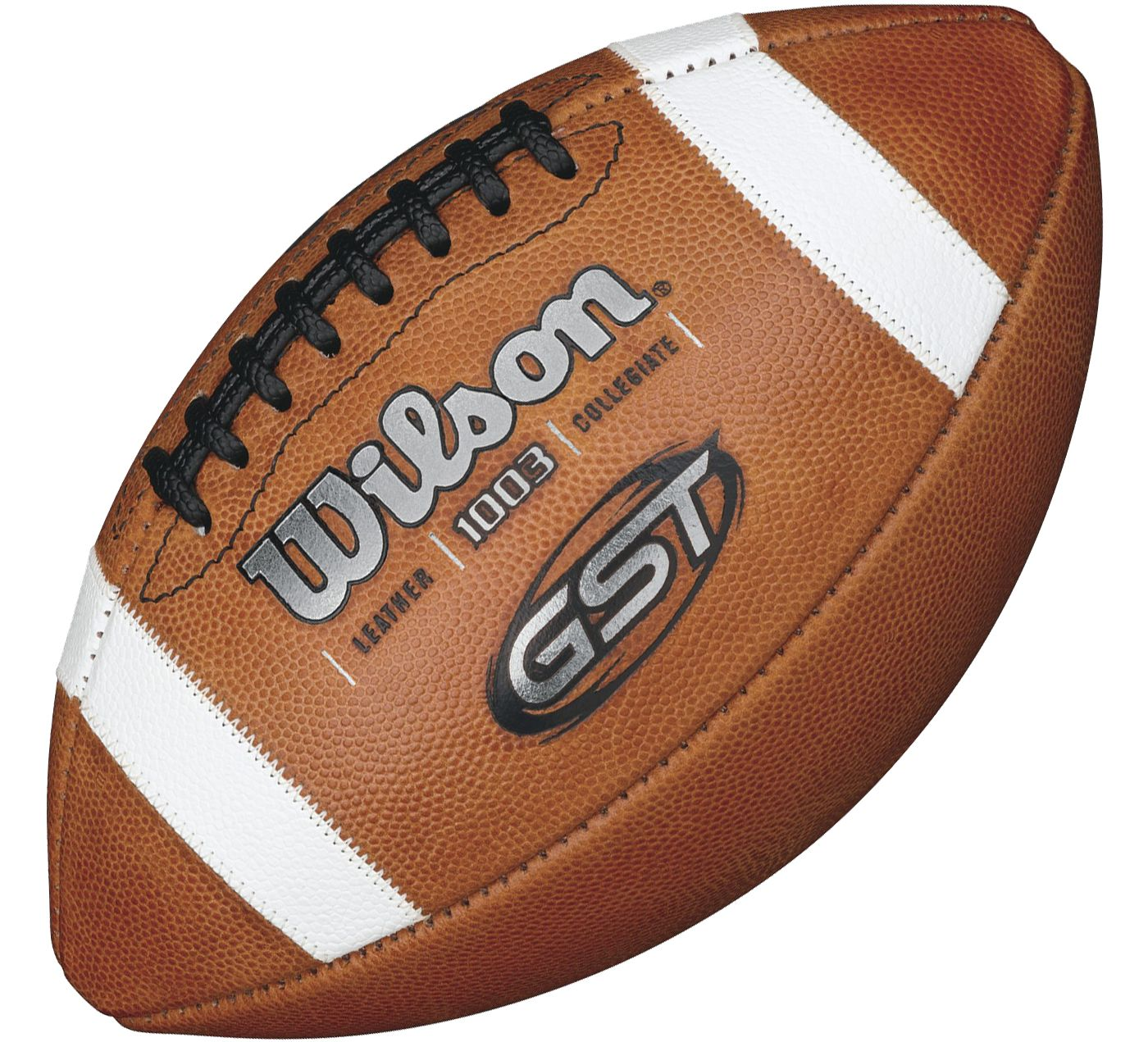Wilson NCAA 1003 GST Leather Official Football
