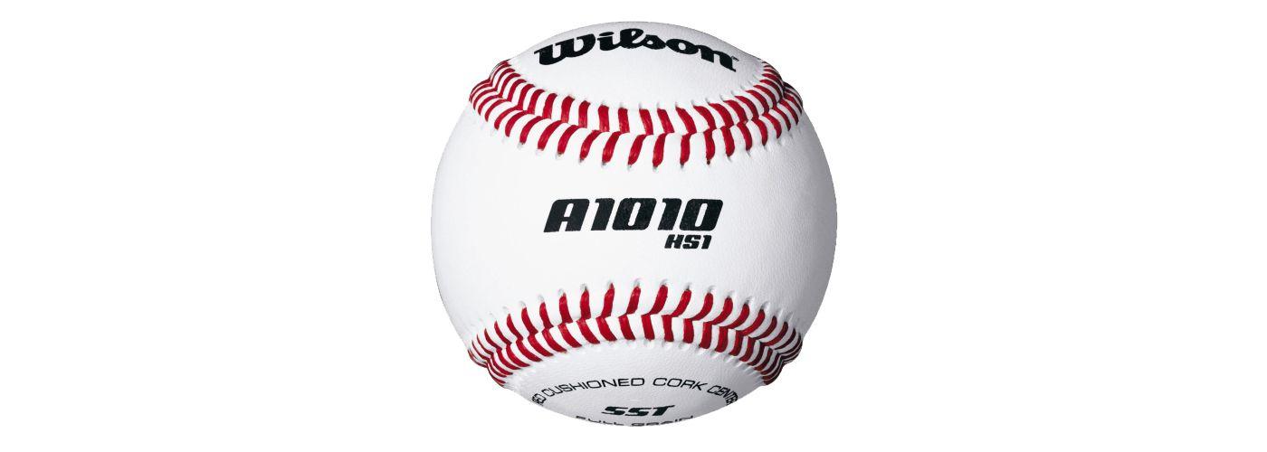 Wilson A1010 Competition Grade NFHS Baseball