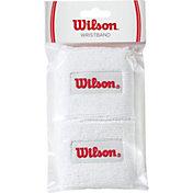 Wilson Wristbands – 2 Pack