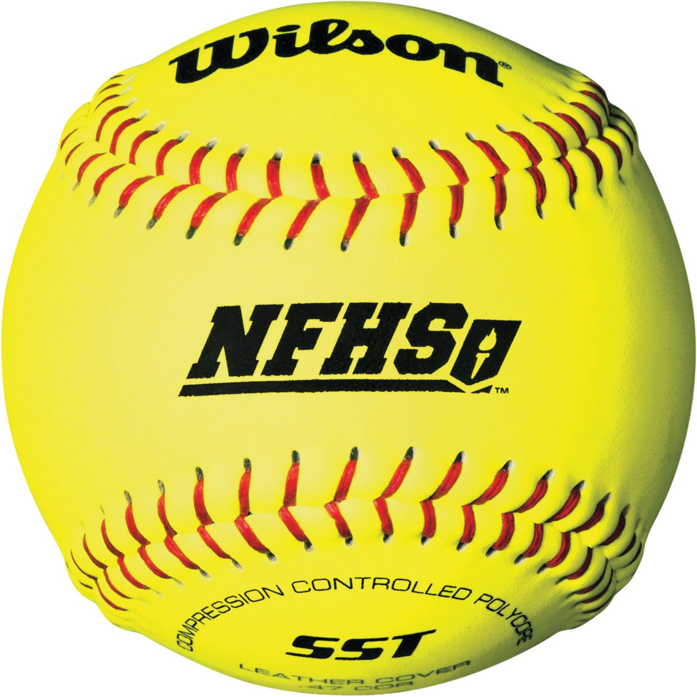 "Wilson 12"" NFHS Champion Series Fastpitch Softball"