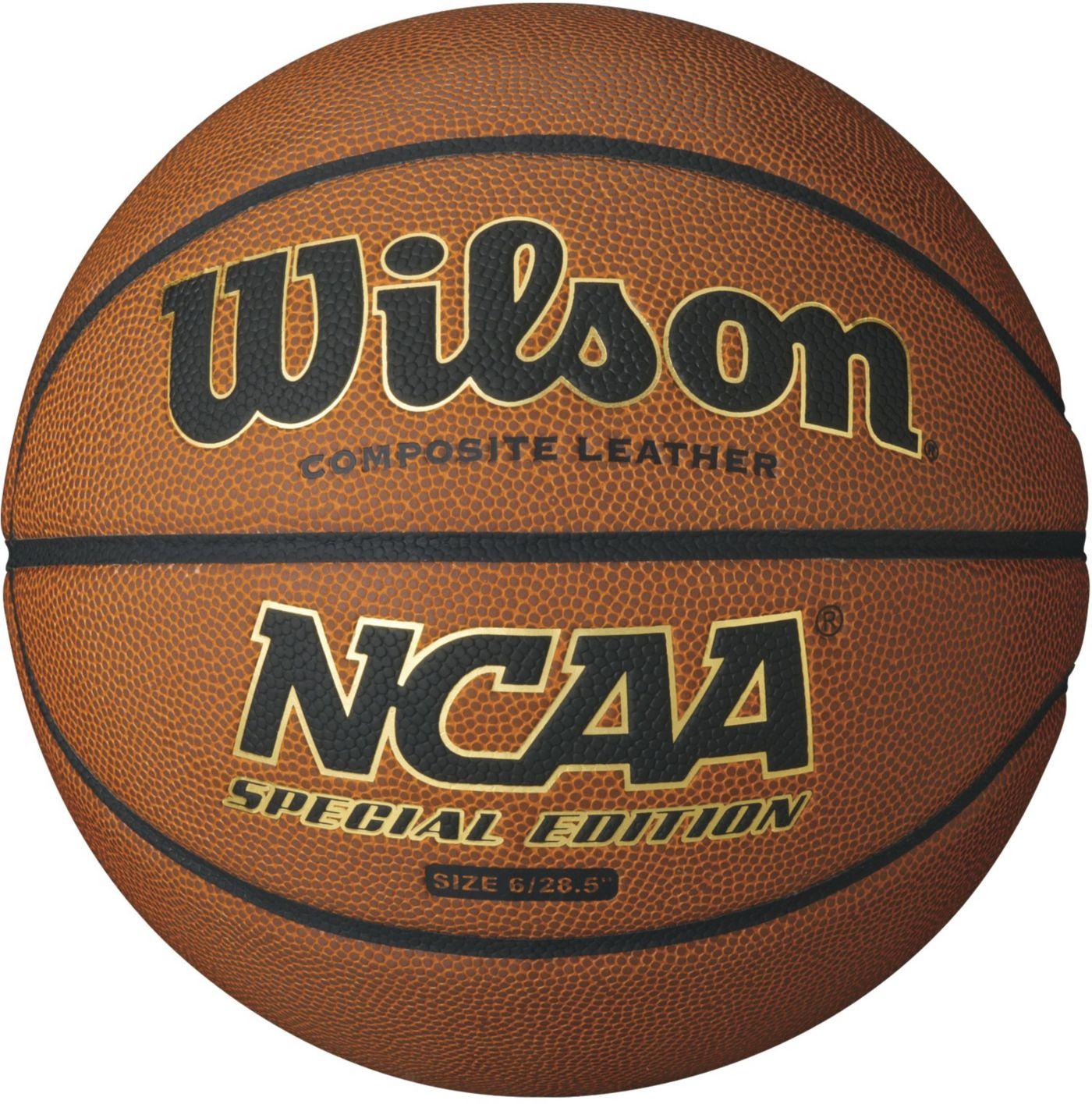 "Wilson NCAA Special Edition Basketball (28.5"")"