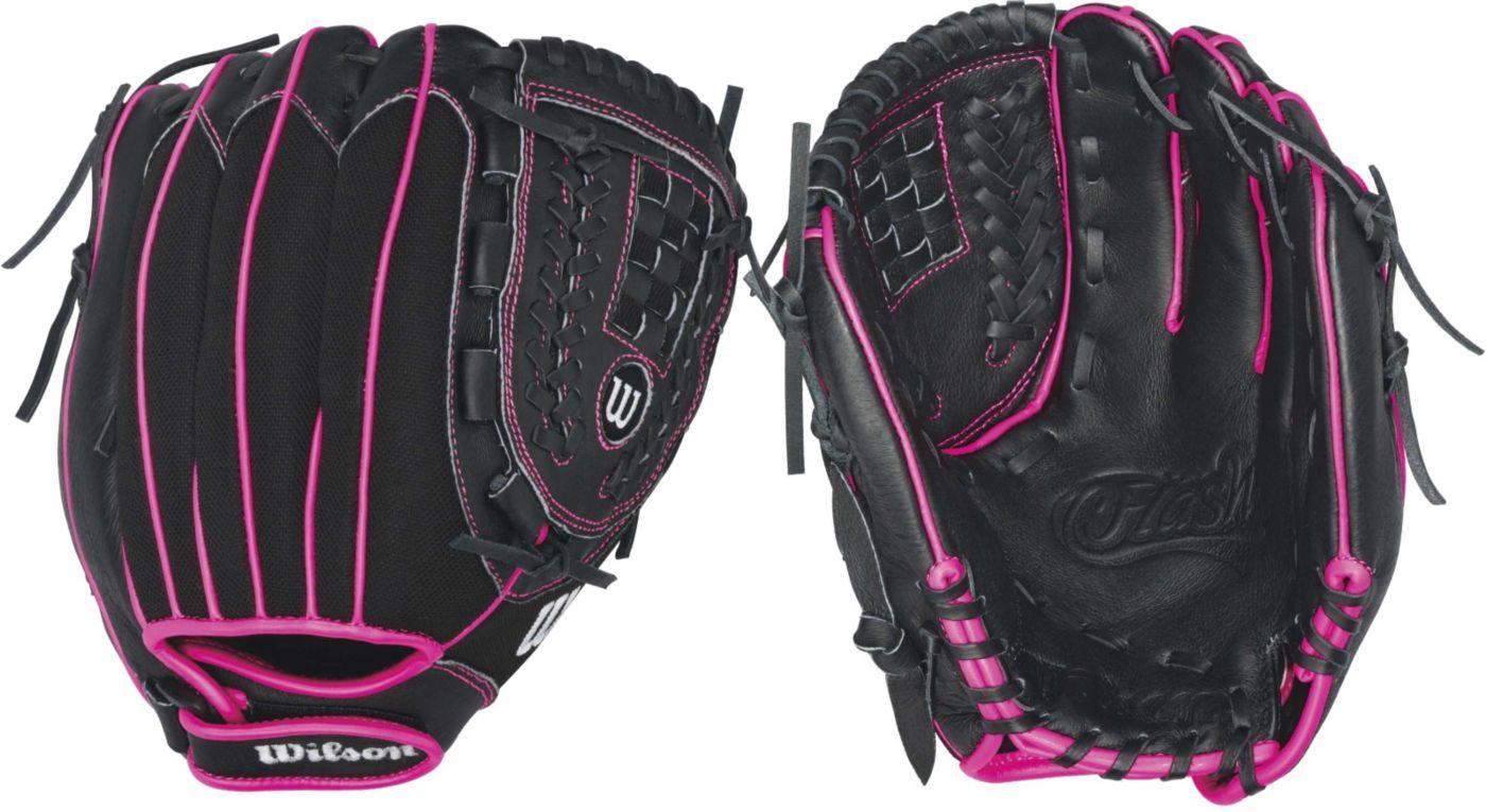 """Wilson 11"""" Girls' Flash Series Fastpitch Glove"""