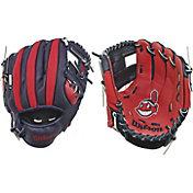 """Wilson 10"""" A200 Cleveland Indians T-Ball Glove"""