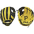 "Wilson 10"" A200 Pittsburgh Pirates T-Ball Glove"