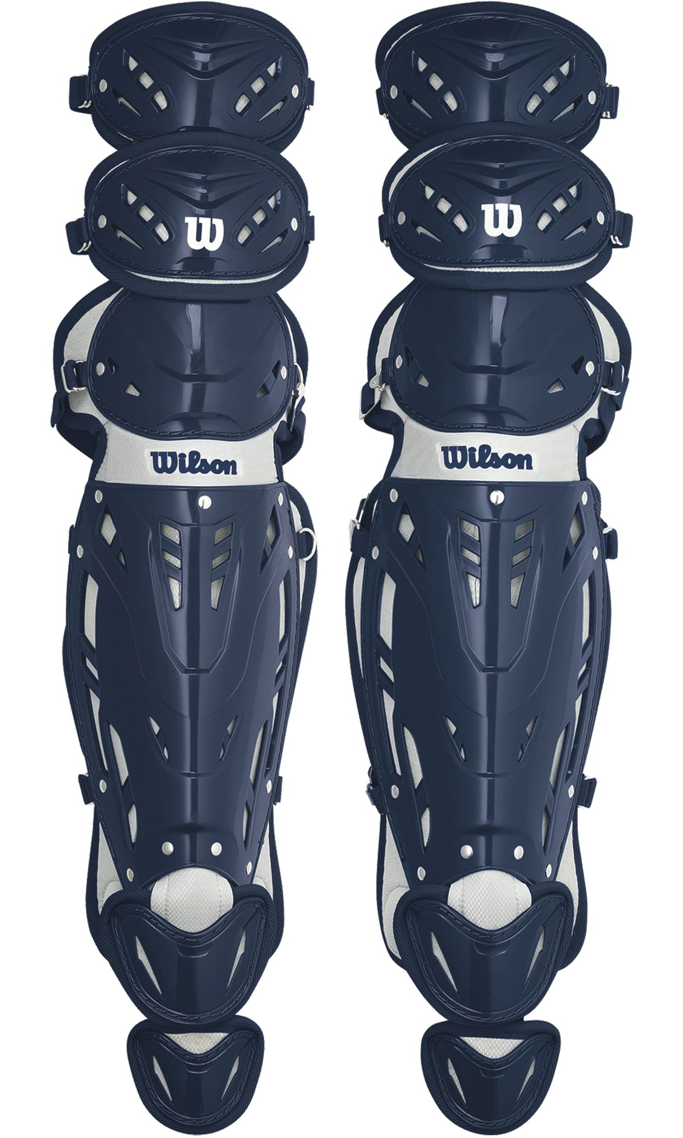 Wilson Adult Pro Stock 16'' Catcher's Leg Guards