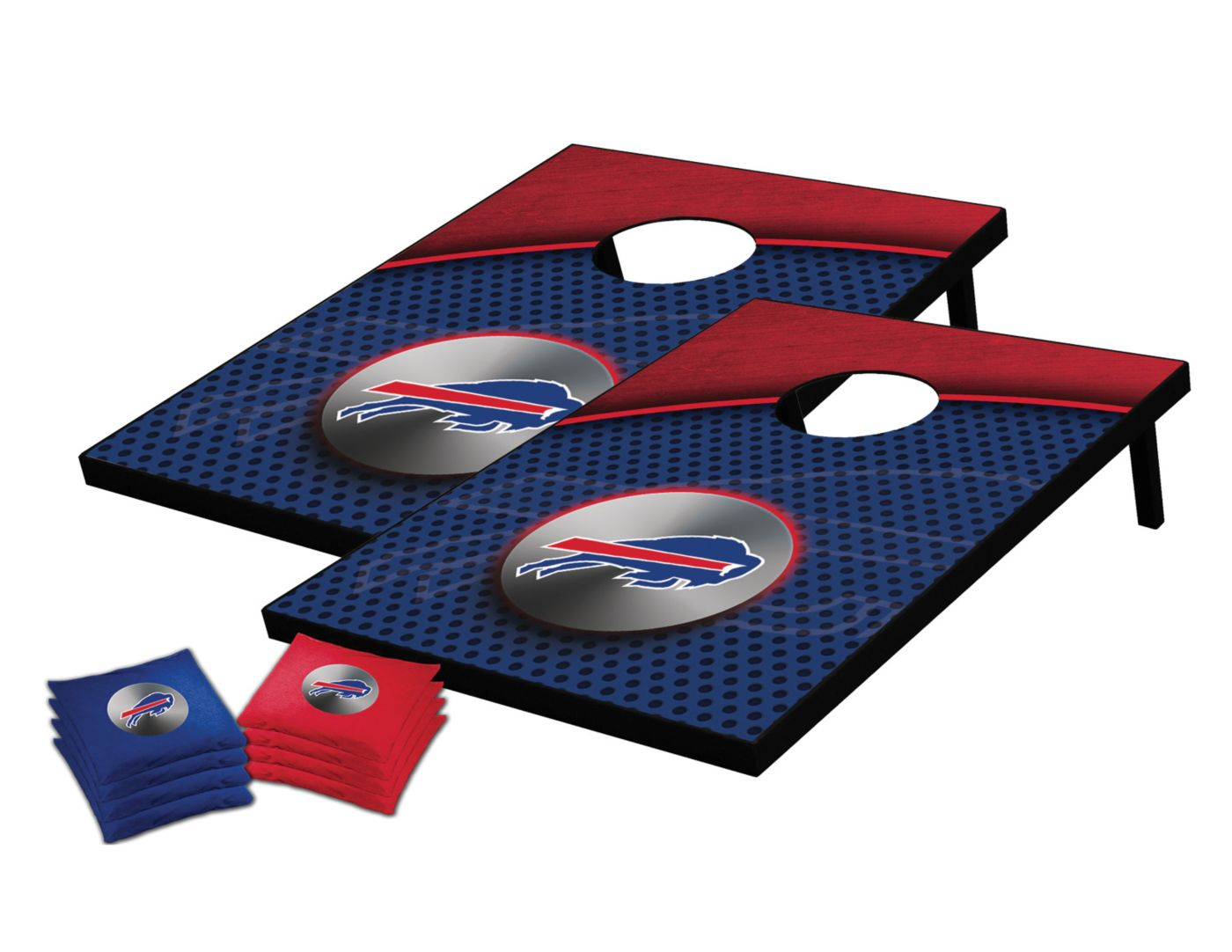Wild Sports 2' x 3' Buffalo Bills Tailgate Toss Cornhole Set
