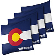 Wild Sports Colorado State Flag Cornhole 16 oz. Bean Bags