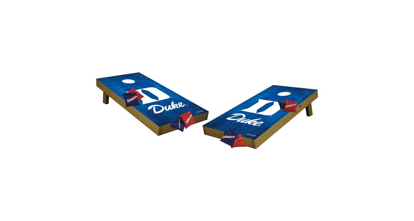 Wild Sports Duke Blue Devils Tailgate Bean Bag Toss Shields