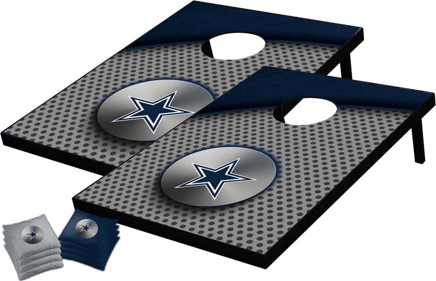 Wild Sports 2' x 3' Dallas Cowboys Tailgate Toss Cornhole Set