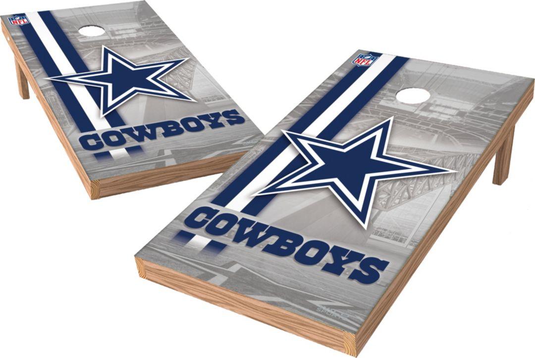 Terrific Wild Sports Dallas Cowboys Xl Tailgate Bean Bag Toss Shields Pabps2019 Chair Design Images Pabps2019Com