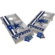 Wild Sports 2' x 4'  Dallas Cowboys Tailgate Bean Bag Toss Shields