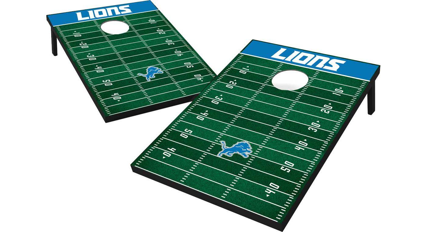 Wild Sports 2' x 3' Detroit Lions Tailgate Bean Bag Toss