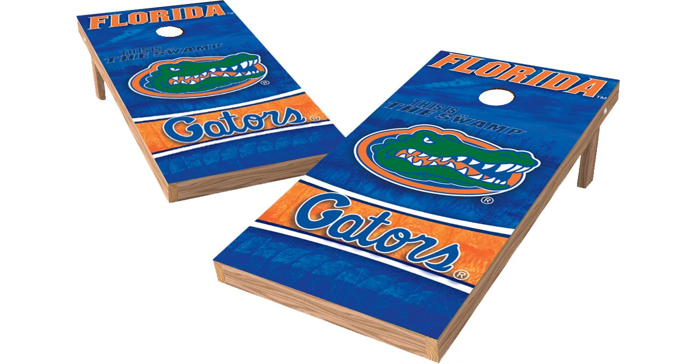 Wild Sports Florida Gators XL Tailgate Bean Bag Toss Shields