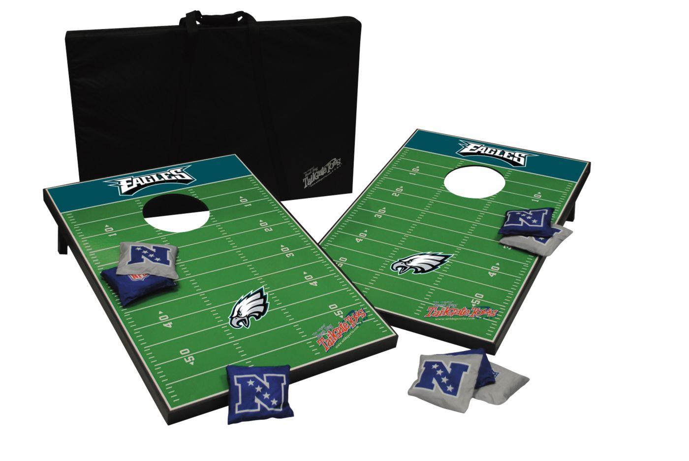 Wild Sports Philadelphia Eagles Tailgate Bean Bag Toss