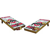 Wild Sports 2' x 4'  Ohio State Buckeyes Tailgate Bean Bag Toss Shields