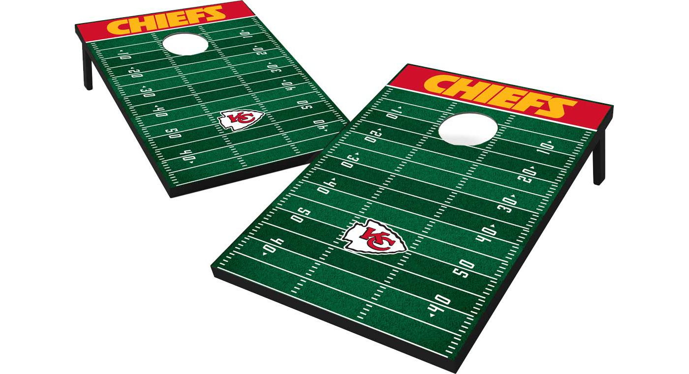 Wild Sports Kansas City Chiefs Tailgate Bean Bag Toss