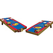 Wild Sports Kansas Jayhawks Tailgate Bean Bag Toss Shields