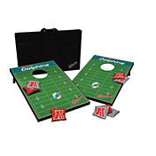 Wild Sports 2' x 3' Miami Dolphins Tailgate Bean Bag Toss