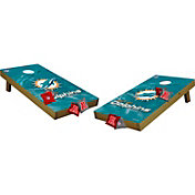 Wild Sports 2' x 4'  Miami Dolphins Tailgate Bean Bag Toss Shields