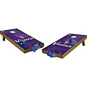 Wild Sports 2' x 4'  Minnesota Vikings Tailgate Bean Bag Toss Shields